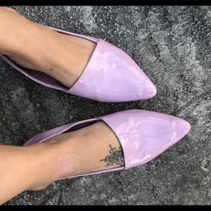 Pink Forever 21 Loafers